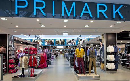 Povánoční výprodeje Primark a Drážďany
