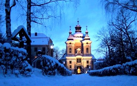 Advent ve Štýru a Salcburku s čerty