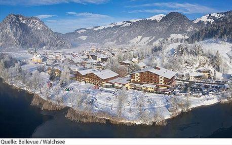 Hotel Bellevue ve Walchsee - běžky