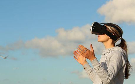 Levná virtuální realita pro 2 Brno