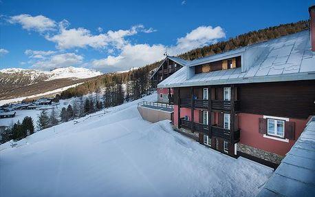 Hotel Alpen Village v Livignu - permanentka v ceně