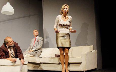 Vstupenka na komedii Terasa s Kateřinou Brožovou
