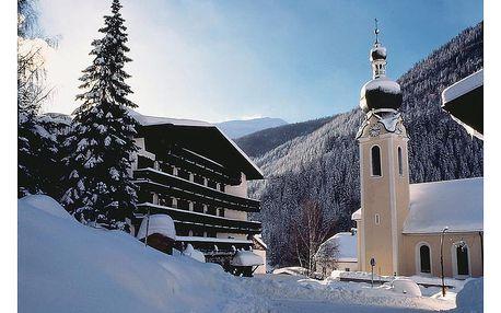Ischgl - Samnaun - autobusový lyžařský zájezd