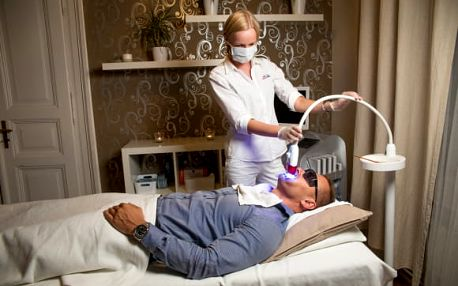 50min. neperoxidové bělení zubů vč. remineralizace