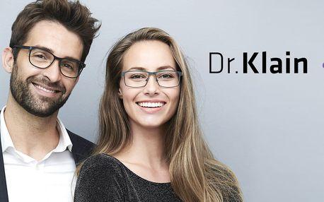 Sleva na dioptrické brýle: obroučky i skla