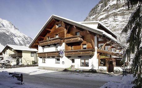 Sölden - autobusový lyžařský zájezd