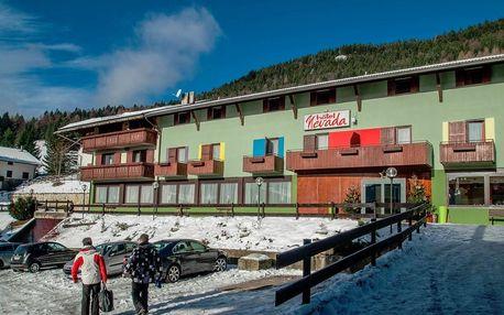 5denní Folgarida se skipasem | Hotel Village Nevada*** | Doprava, ubytování, polopenze a skipas