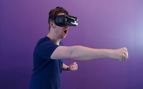 Virtuální realita 1h Brno