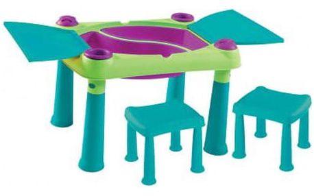 Keter CREATIVE TABLE 35704 Plastový dětský stolek