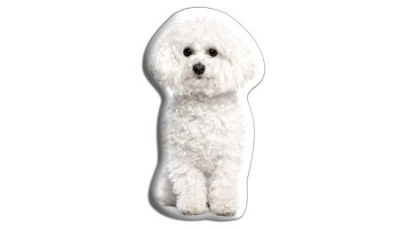 Polštářek Adorable Cushions Bišonek