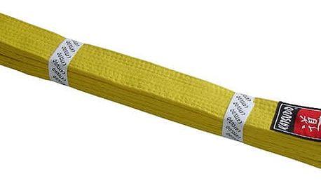 Effea KATSUDO 32715 Pásek ke kimonu - žlutý