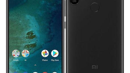 Mobilní telefon Xiaomi Mi A2 Lite 64 GB (19064) černý Software F-Secure SAFE, 3 zařízení / 6 měsíců v hodnotě 979 Kč + DOPRAVA ZDARMA
