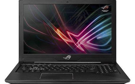 Notebook Asus Strix GL503VD-FY146T (GL503VD-FY146T) černý Software F-Secure SAFE, 3 zařízení / 6 měsíců + Monitorovací software Pinya Guard - licence na 6 měsíců v hodnotě 1 178 Kč + DOPRAVA ZDARMA