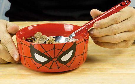 Snídaňový set Spiderman