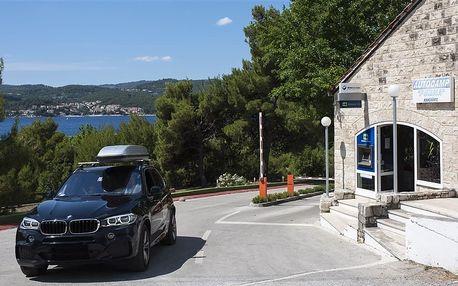 Chorvatsko - Orebič na 8 až 15 dní, bez stravy s dopravou vlastní nebo autobusem 20 m od pláže