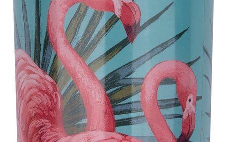 Svíčka s vůní oceánu Tri-Coastal Design Flamingo, 48 hodin hoření