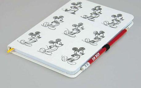 Originální zápisník Mickey Mouse