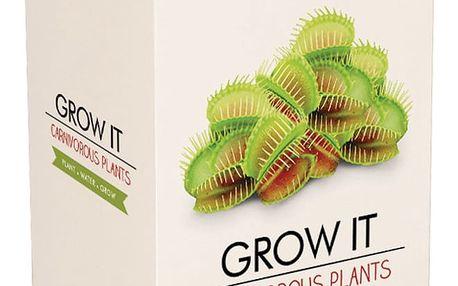 Pěstitelský set se semínky masožravých rostlin Gift Republic Carnivorous Plants