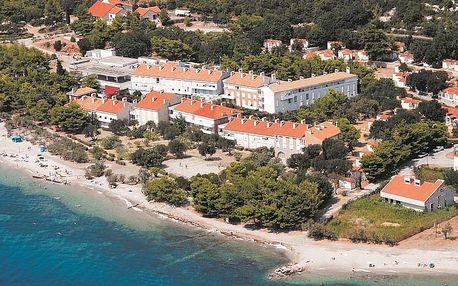 Chorvatsko - Orebič na 8 až 17 dní, polopenze s dopravou autobusem nebo vlastní 50 m od pláže