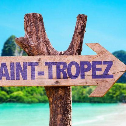 Krásy Provence, relax a koupání na Azurovém pobřeží