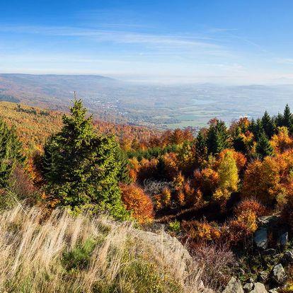 3–4 dny v Krušných horách: snídaně i relax