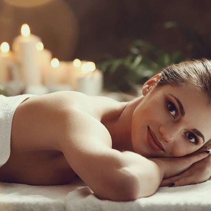 Letní osvěžující masáže v salonu Thai Sun