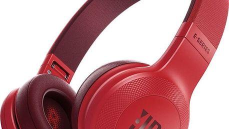Sluchátka JBL E45BT červená (6925281918117)