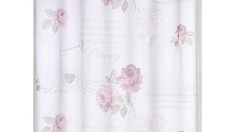 Závěs Hotový Diary Rose