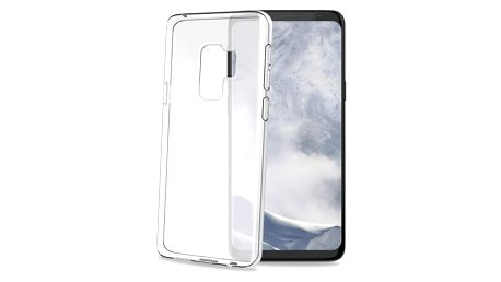 Kryt na mobil Celly Gelskin pro Samsung Galaxy S9 Plus průhledný (GELSKIN791)