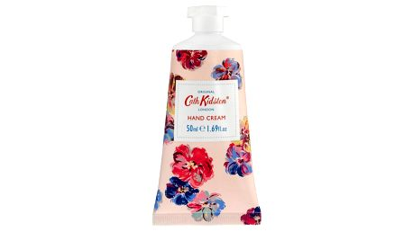 Cath Kidston Krém na ruce Guernsey Flowers 50 ml, růžová barva