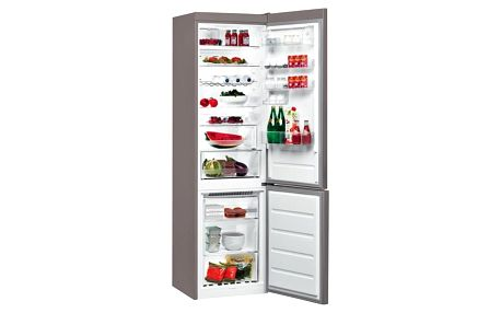Chladnička s mrazničkou Whirlpool Supreme NoFrost BSNF 8452 OX nerez + dárek 2x Výherní poukázka + DOPRAVA ZDARMA