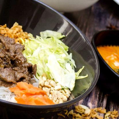 Vietnamská restaurace Chopstix na Praze 1 - 30% sleva na vše