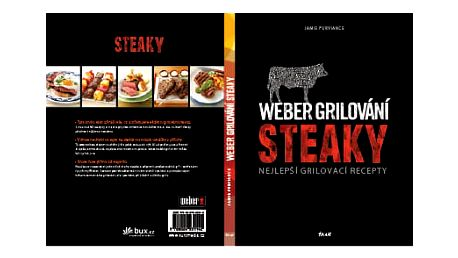 Weber Kuchařka grilování Steaky