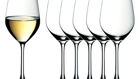 Set sklenic na bílé víno Easy Plus, WMF