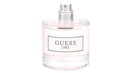 GUESS Guess 1981 50 ml EDT Tester W