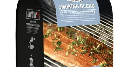 Weber Dřevěné udící lupínky Mořské plody 700 g