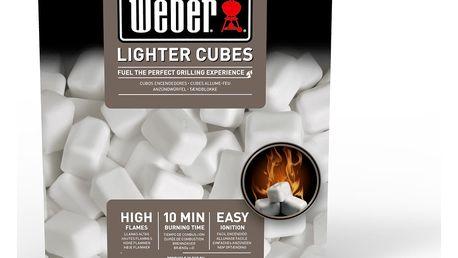Weber odpalovací kostky 24 ks
