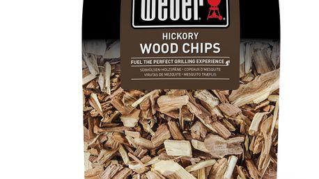 Weber Dřevěné udící lupínky Hickory 700 g