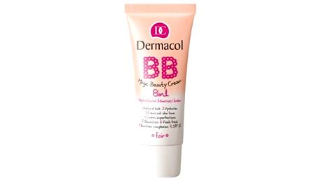 Dermacol BB Magic Beauty Cream SPF15 30 ml bb krém Nude W