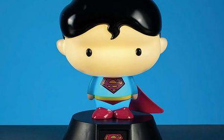 3D Lampička Superman