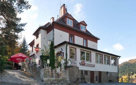 Lázeňské město Jáchymov: Hotel Panorama