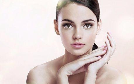 Kosmetické ošetření s čištěním pleti dle výběru