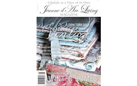 Jeanne d'Arc Living Časopis Jeanne d'Arc Living 1/2016 - anglická verze, multi barva, papír