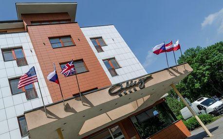 Olomouc: Hotel Alley