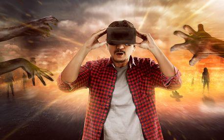 Zábava ve virtuální realitě