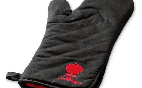 Weber Grilovací rukavice černá