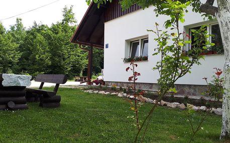 Plitvická jezera: House Angie