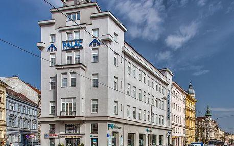 Olomouc: Hotel Palác