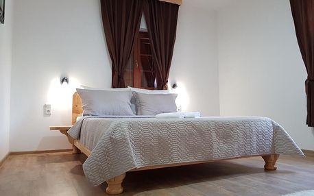 Chorvatsko - Plitvická jezera: Rustic Lodge Plitvice