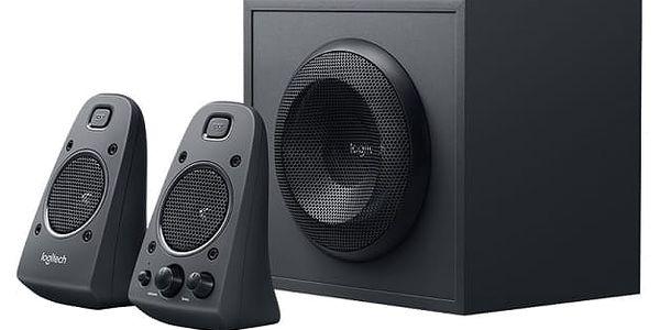 Reproduktory Logitech Z625 THX černé (980-001256)